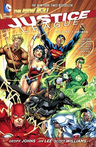 9780606352413: Justice League 1: Origin
