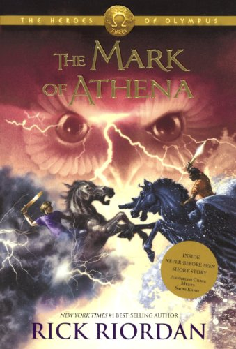 9780606352550: The Mark Of Athena (Turtleback School & Library Binding Edition) (Heroes of Olympus)
