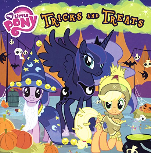 9780606353021: Tricks And Treats (Turtleback School & Library Binding Edition) (My Little Pony (8x8))