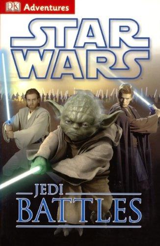 Star Wars - Jedi Battles: DK Publishing