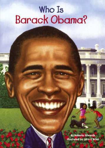 Who Is Barack Obama? (Who Was...?): Edwards, Roberta