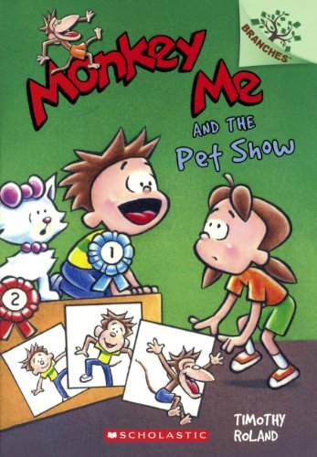 Monkey Me And The Pet Show (Turtleback School & Library Binding Edition): Timothy Roland