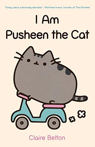 9780606353649: I Am Pusheen The Cat (Turtleback School & Library Binding Edition)