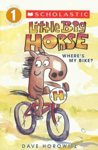 Little Big Horse: Where's My Bike?