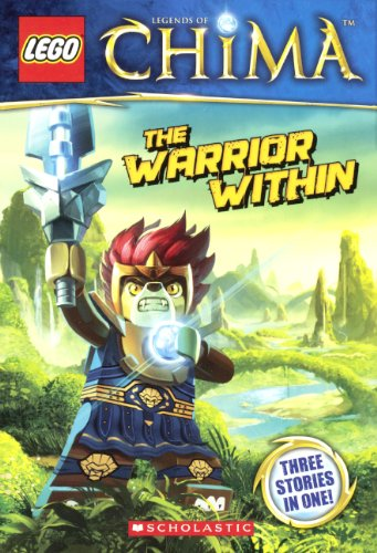 9780606354103: The Warrior Within (Turtleback School & Library Binding Edition) (Lego Legends of Chima)