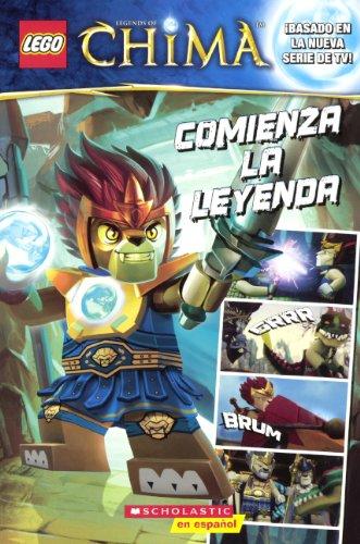 9780606354202: Las Leyendas De Chima: Comienza La Leyenda (Legends of Chima: The Legend Begins) (Turtleback School & Library Binding Edition) (Las Leyendas De Chima / Lego Legends of Chima) (Spanish Edition)