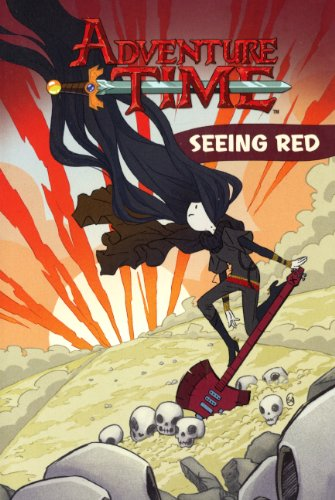 9780606354653: Adventure Time Vol. 3: Seeing Red (Turtleback School & Library Binding Edition)