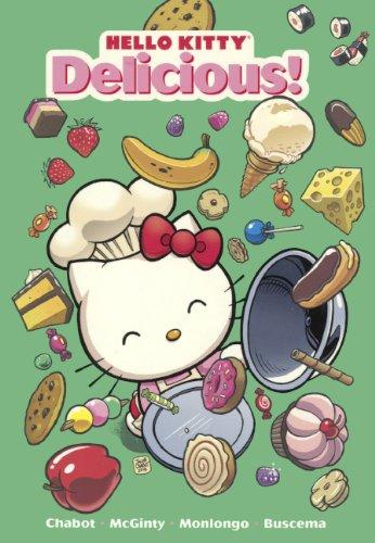 9780606354707: Delicious! (Turtleback School & Library Binding Edition) (Hello Kitty)