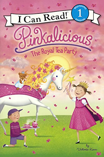 9780606354738: The Royal Tea Party (Turtleback School & Library Binding Edition) (I Can Read! Pinkalicious - Level 1 (Hardcover))