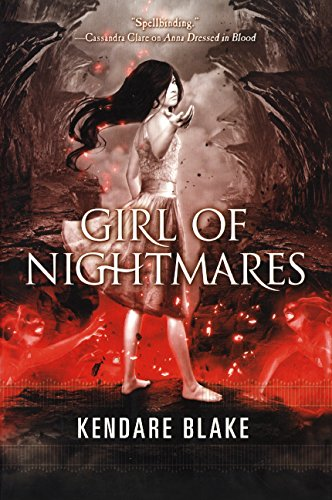 9780606355179: Girl of Nightmares (Anna Dressed in Blood)