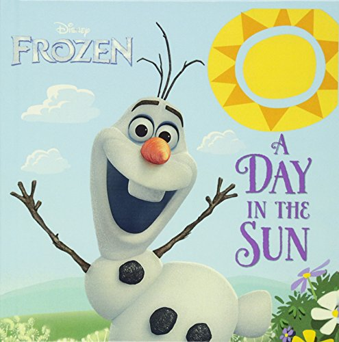 9780606355469: A Day in the Sun (Disney Frozen)