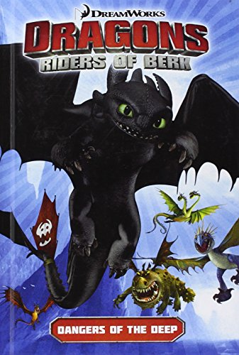 9780606356060: Riders Of Berk: Dangers Of The Deep (Turtleback School & Library Binding Edition) (How to Train Your Dragon Graphic Novels)