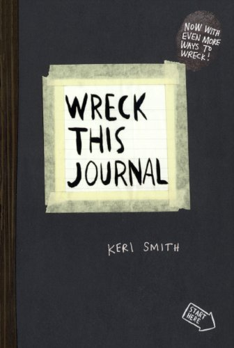 9780606356114: Wreck This Journal (Turtleback School & Library Binding Edition)