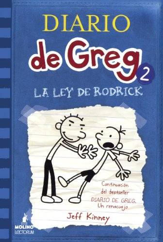 9780606356442: La Ley De Rodrick (Rodrick Rules) (Turtleback School & Library Binding Edition) (Diary of a Wimpy Kid) (Spanish Edition)