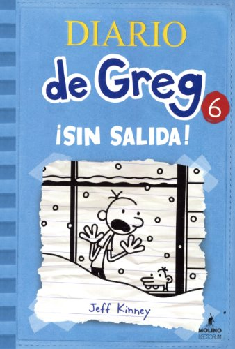 9780606356480: Sin Salida! (Cabin Fever) (Turtleback School & Library Binding Edition) (Diary of a Wimpy Kid) (Spanish Edition)