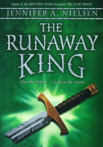 9780606356633: The Runaway King (Ascendance Trilogy)