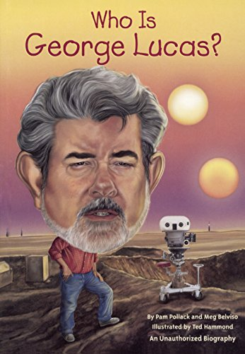 Who Is George Lucas? (Turtleback School & Library Binding Edition) (Who Was...?): Pollack, ...