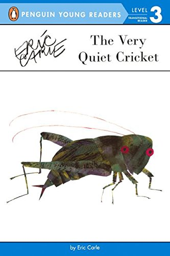 9780606357241: The Very Quiet Cricket (Penguin Young Readers, Level 3)