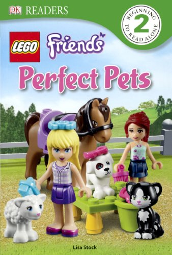9780606357319: Lego Friends: Perfect Pets (Dk Readers. Lego)