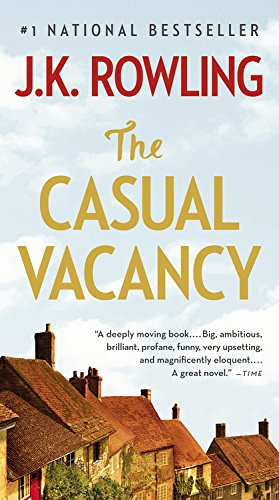 9780606357432: The Casual Vacancy