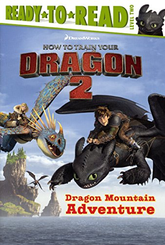 9780606357586: Dragon Mountain Adventure (Turtleback School & Library Binding Edition) (How to Train Your Dragon 2)