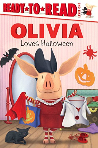 9780606357630: Olivia Loves Halloween