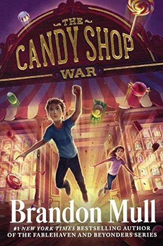 9780606357944: The Candy Shop War (Turtleback School & Library Binding Edition)