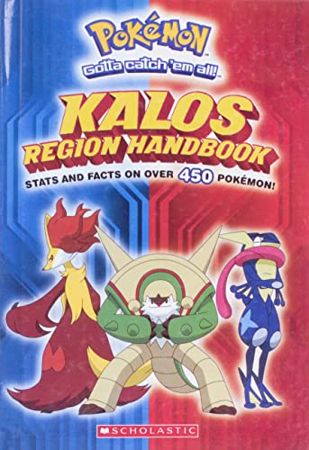 9780606358613: Pokemon: Kalos Region Handbook