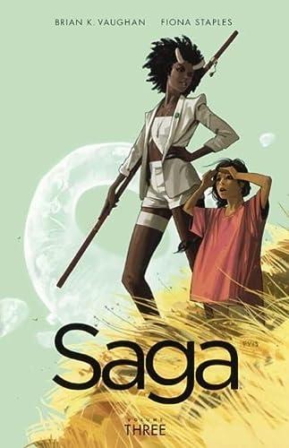 9780606358798: Saga, Vol. 3 (Turtleback School & Library Binding Edition)