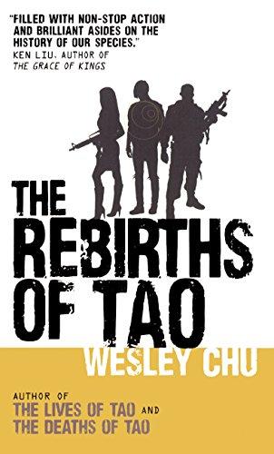 The Rebirths of Tao: Chu, Wesley