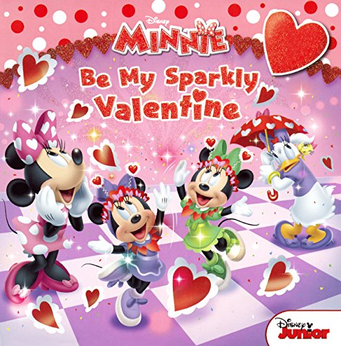 Minnie: Be My Sparkly Valentine: Scollon, William