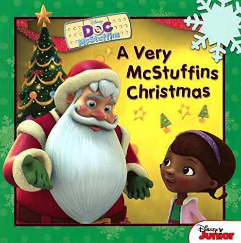 9780606359085: Doc McStuffins: A Very McStuffins Christmas