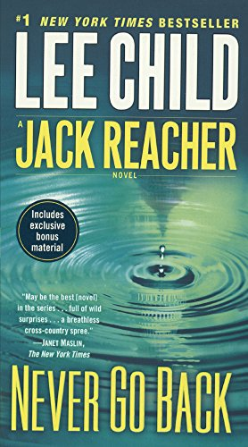 9780606359740: Never Go Back (Turtleback School & Library Binding Edition) (Jack Reacher Novels)