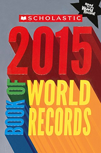 9780606360456: Scholastic Book of World Records 2015