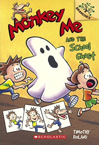 9780606360531: Monkey Me and the School Ghost