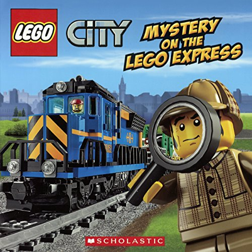 9780606360685: Mystery On The Lego Express (Turtleback School & Library Binding Edition) (Lego City (PB))