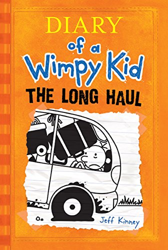 9780606360746: The Long Haul (Diary of a Wimpy Kid)