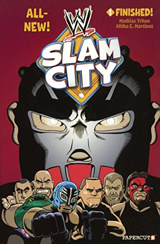 9780606361347: Wwe Slam City: Finished