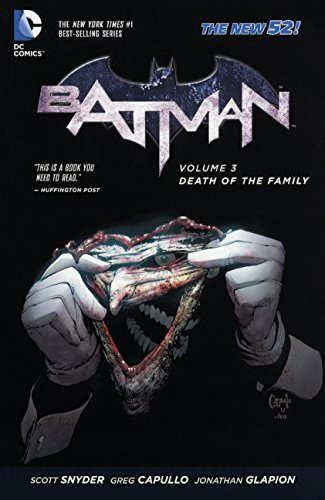9780606361392: Batman 3: Death of the Family