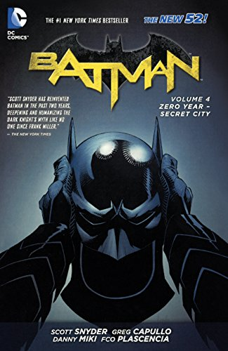 9780606361408: Batman 4: Zero Year-Secret City