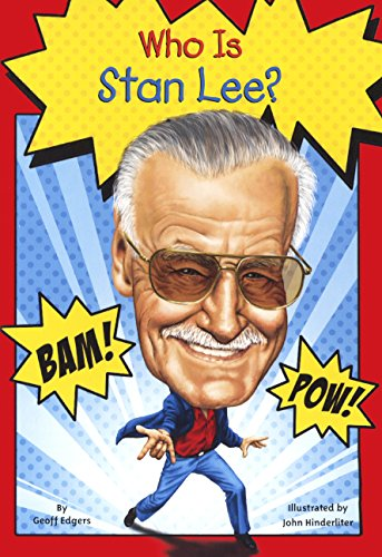 9780606361750: Who Is Stan Lee? (Who Was...?)