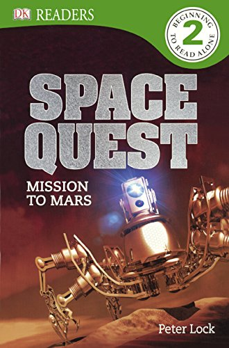 Space Quest: Mission to Mars (Prebound): Peter Lock