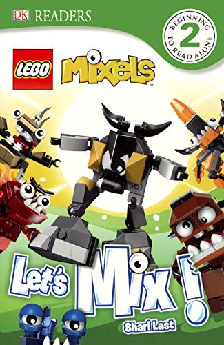 9780606362757: Lego Mixels, Let's Mix!