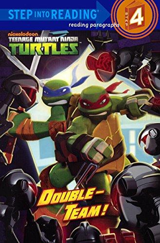 9780606362832: Teenage Mutant Ninga Turtles: Double-Team! (Turtleback School & Library Binding Edition) (Teenage Mutant Ninja Turtles (Random House))