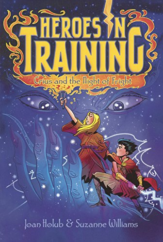 Crius And The Night Of Fright (Turtleback School & Library Binding Edition) (Heroes in Training...