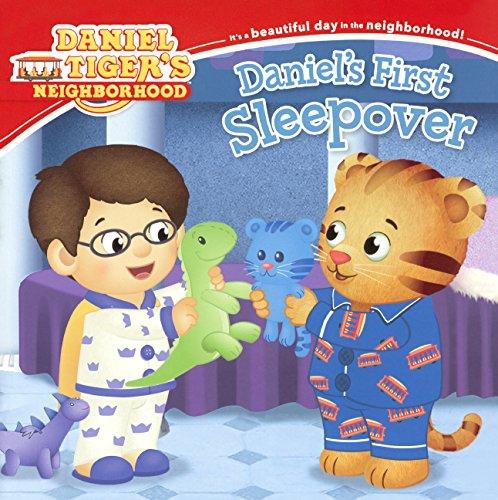 9780606363150: Daniel's First Sleepover (Daniel Tiger's Neighborhood)