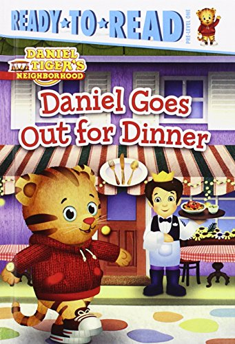 Daniel Goes Out for Dinner (Prebound)