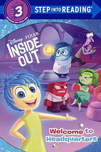 9780606363884: Inside Out: Welcome to Headquarters (Inside Out, Step Into Reading)