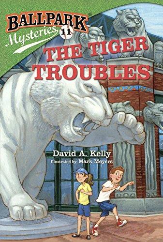 The Tiger Troubles (Prebound): David A. Kelly