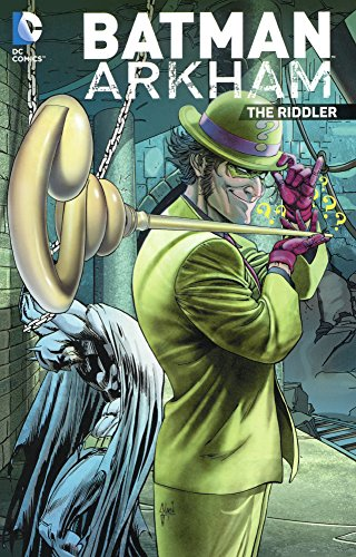 9780606364348: Batman Arkham: Riddler